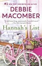 Hannahs List: A Romance Novel (A Blossom Street Novel, 7) (Mass Market Paperback)