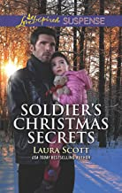 Soldiers Christmas Secrets (Justice Seekers Book 1) (Mass Market Paperback)