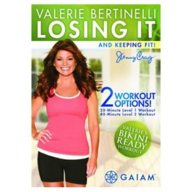 Valerie Bertinelli: Losing It And Keeping Fit (DVD)