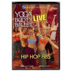 Yoga Booty Ballet Live: Hip Hop Abs (DVD)