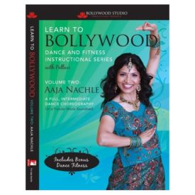Learn To Bollywood Dance And Fitness - Aaja Nachle (DVD)