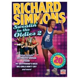 Richard Simmons: Sweatin' to the Oldies Vol. 2 (DVD)