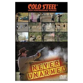 Cold Steel VDNU Training DVD, Never Unarmed (DVD)