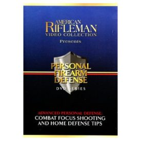 Combat Focus Shooting and Home Defense Tips (DVD)