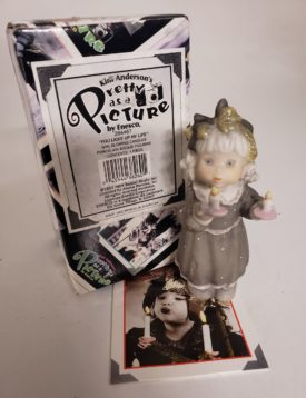 """Kim Anderson's Pretty As A Picture """"You Light Up My Life"""" Figurine 284467"""