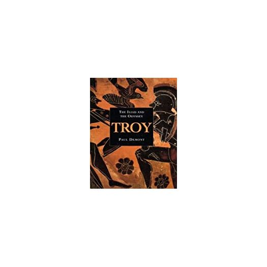 Troy: The Iliad and The Odyssey (Hardcover)