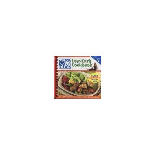 Winsor Pilates Low-Carb Cookbook w/ Bonus Workout DVD Plastic Comb (Hardcover)