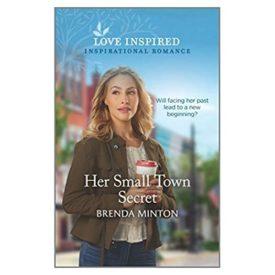 Her Small Town Secret (Love Inspired) (Mass Market Paperback)