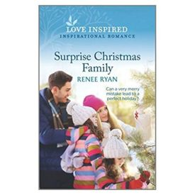 Surprise Christmas Family (Thunder Ridge, 1) (Mass Market Paperback)
