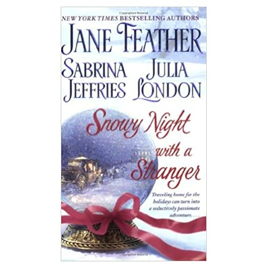Snowy Night with a Stranger (The School for Heiresses) (Mass Market Paperback)