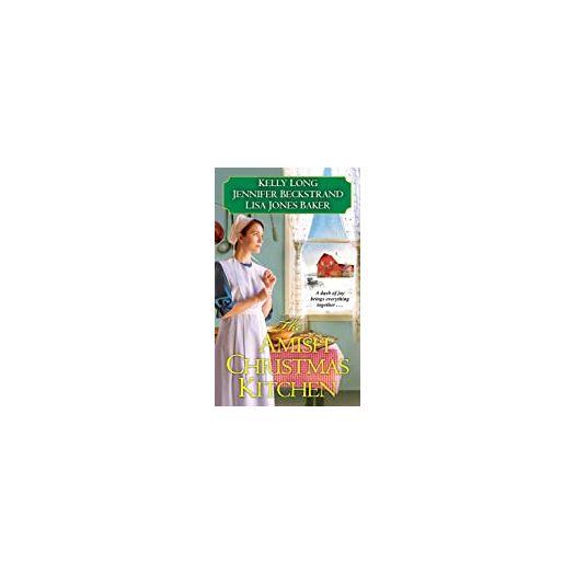 The Amish Christmas Kitchen (Mass Market Paperback)