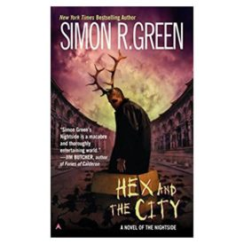 Hex and the City (Nightside, Book 4) (Mass Market Paperback)