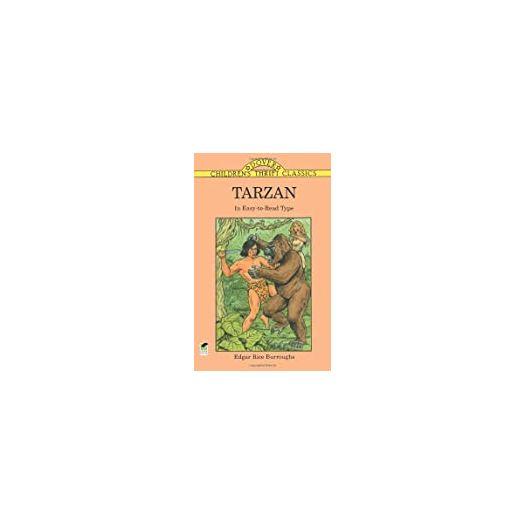 Tarzan: In Easy-to-Read Type (Children's Thrift Classics)