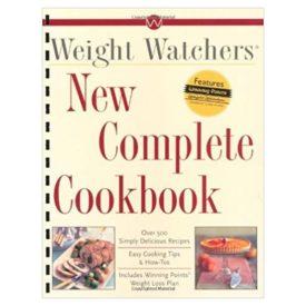 Weight Watchers New Complete Cookbook Plastic Comb (Paperback)