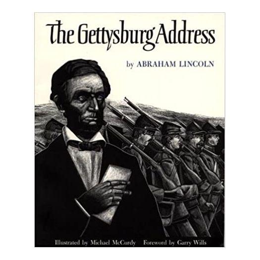 The Gettysburg Address (Paperback)