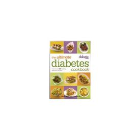 The Ultimate Diabetes Cookbook: More Than 400 Delicious Recipes (Paperback)