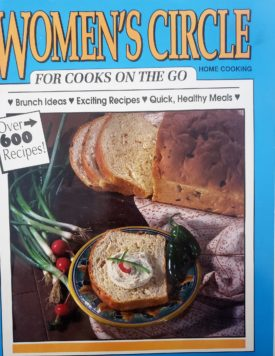 Womens Circle: For Cooks on the Go (Paperback)