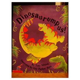 Dinosaurumpus! (Paperback)