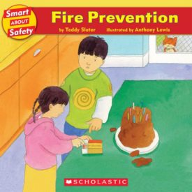 Fire Prevention (Smart About Safety)  (Paperback)