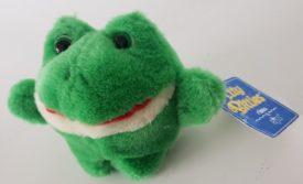 Russ Berrie Itty Bitties Ribbs The Frog 4173