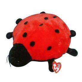 Ty Beanie Buddy - LUCKY The Ladybug Plush