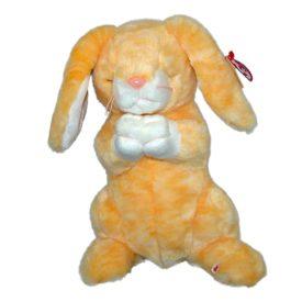 Ty Beanie Buddy - GRACE The Praying Easter Bunny Rabbit Plush