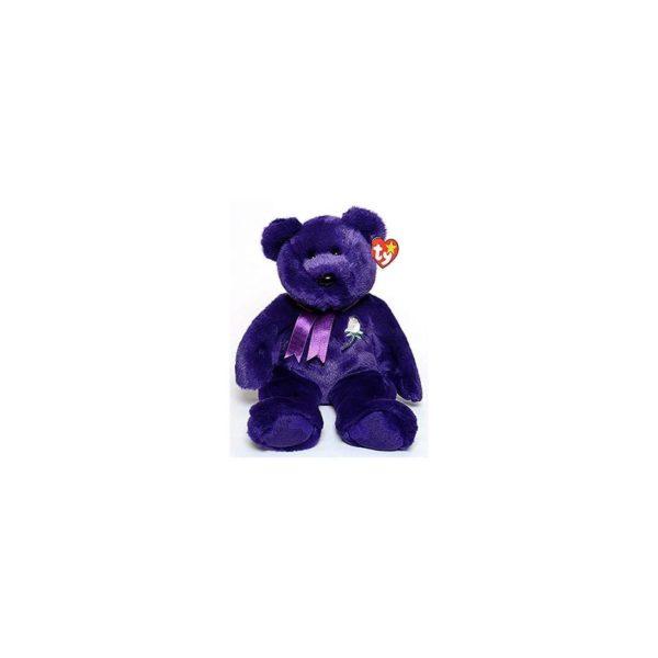 Ty Beanie Buddy - PRINCESS The Bear (14 inch) Plush