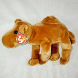 Ty Beanie Buddy - HUMPHREY The Camel Plush
