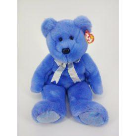 Ty Beanie Buddy - CLUBBY II The Bear (14 inch) Plush