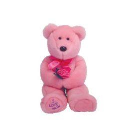 Ty Beanie Buddy - MOM the Bear (14 inch) Plush