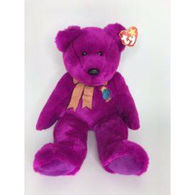 Ty Beanie Buddy - MILLENNIUM the Bear Plush