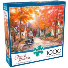 Buffalo Games - Chuck Pinson - A Moment On Memory Lane - 1000 Piece Jigsaw Puzzle