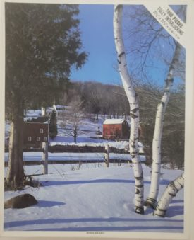 """Vintage 1990s Whitman """"Boonton, New Jersey"""" 1000 Piece Jigsaw Puzzle 4777-1"""