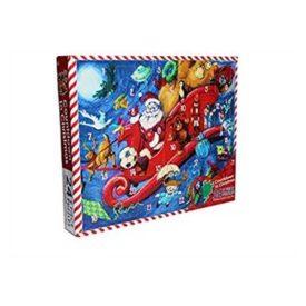 Cardinal Puzzle Advent Calendar - Santa's Crazy Flight