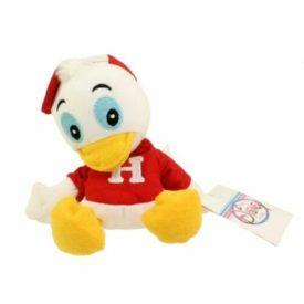 Disney Store Mini Bean Bag Plush Toy - HUEY (Donald Duck Mischievous Nephew)