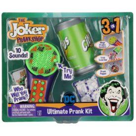 DC Batman The Joker Prank Shop Ultimate Prank Kit