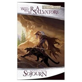 Sojourn (Drizzt 4: Paths of Darkness) (Mass Market Paperback)