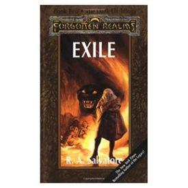 Exile: Forgotten Realms (The Dark Elf Trilogy, Book 2) (Mass Market Paperback)
