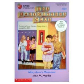 Mary Annes Makeover (The Baby-Sitters Club, No. 60) (Paperback)