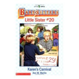 Karens Carnival (Baby-Sitters Little Sister, 20) (Paperback)