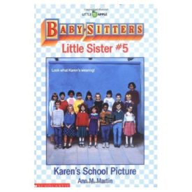 Karens School Picture (Baby-Sitters Little Sister, No. 5) (Paperback)