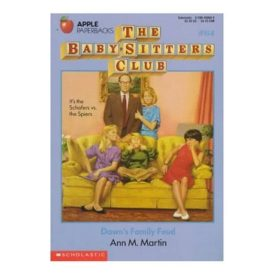 Dawns Family Feud (The Baby-Sitters Club, No. 64) (Paperback)