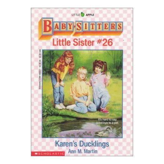 Karens Ducklings (Baby-Sitters Little Sister, No. 26) (Paperback)