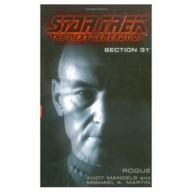 Section 31:  Rogue (Star Trek The Next Generation) (Paperback)