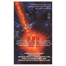 Star Trek VI: The Undiscovered Country (Paperback)