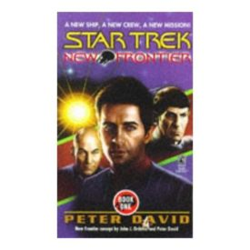 House of Cards (Star Trek: New Frontier) (Paperback)