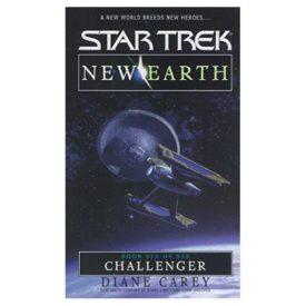 Challenger (star Trek, New Earth, Book 6) (Paperback)