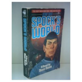 Spocks World (Star Trek: the Original Series) (Paperback)
