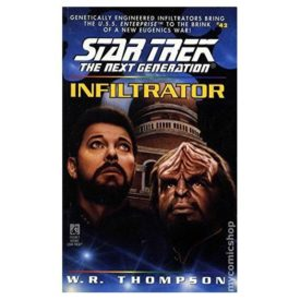 Infiltrator (Star Trek: The Next Generation, Book 42) (Paperback)