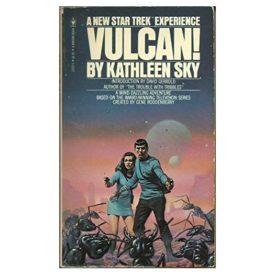 Vulcan (Paperback)